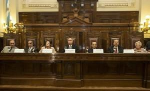"""Lorenzetti: """"El narcotráfico y la droga están afectando el Estado de derecho"""""""