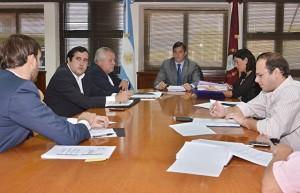 sylvester y miembros del tribunal Electoral