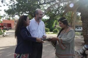 Primera licencia de radio a una comunidad originaria de Córdoba