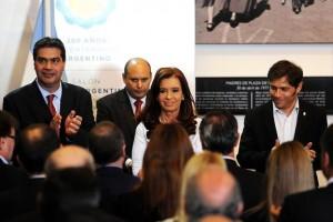 """CFK con legado para el próximo presidente: Dejarle """"un país mucho mejor"""""""