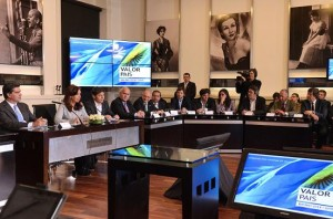 "CFK: ""Para 2019 se calcula que la Argentina va a tener autoabastecimiento energético"""
