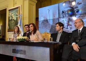 CFK Proyecto reducir trabajo en negro