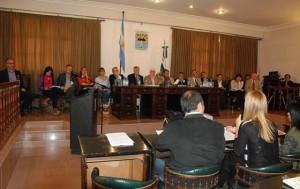 Reforma Código de Faltas: Legisladores receptaron observaciones y aportes de organizaciones de Río Cuarto