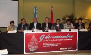 Convención mundial sobre la donación de sangre