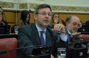 Seguridad: Con críticas a la política delasotista, Pretto planteó creación de Comisión Parlamentaria