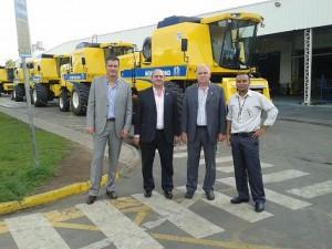 Gestionan oportunidades de negocios con Brasil
