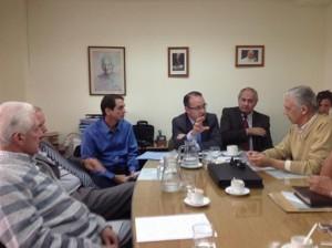 Reunión con jubilados II UCR Yuni