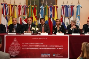 Reunión de Coordinadores de Programas de Sangre de América Latina y la IV Convención de la (FIODS