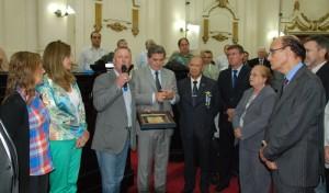 Unicameral homenajeó a los Veteranos de la Guerra de Malvinas