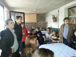 Villa San Alberto Trabajo comunitario 2