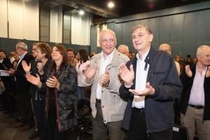 """Para Binner, el Frente Amplio UNEN, quiere """"ser parte de la transformación"""" del país"""