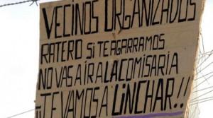 Opiniones del arco político: Condena a los casos de linchamiento y críticas al rol del Estado