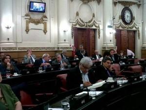 Tras la renuncia de Chiófalo, radicalismo y juecismo pidieron designación en Secretaría contra la Trata