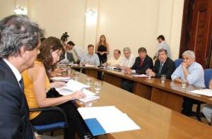 comisión reforma del codigo de faltas