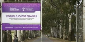 """Complejo Esperanza: Justicia dispuso que la Senaf presente plan que garantice """"condiciones dignas"""" a los menores"""