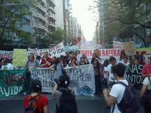Coordinadora ambientalista rechazó ley impulsada por el delasotismo