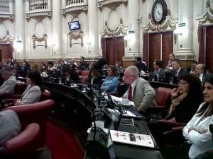 Unicameral: Frente Cívico pidió que se declare Emergencia Ambiental y creación de un Fondo Especial