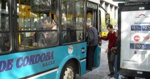 """Transporte: Dómina cuestionó """"falta de controles y auditoría tardía"""" a Ciudad de Córdoba"""
