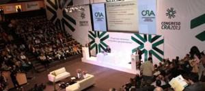 """Congreso CRA con premisa: """"Debatir el presente, pensando en el 2015"""""""