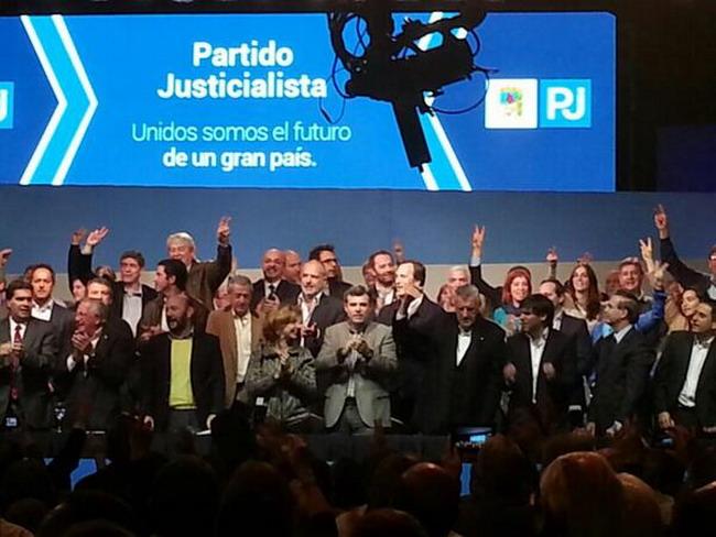 Congreso nacional PJ