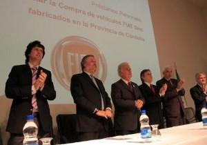 """Gobierno avanza en el """"Compre Córdoba"""" de autos con Fiat. Se negocia con Renault y otra automotriz"""