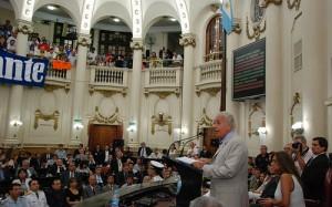 Política Ambiental: Frente Cívico demandó modificaciones al proyecto oficialista