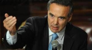 Pichetto: «Argentina está entrando en el gobierno de los jueces»