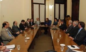 Primera reunión de la comisión multisectorial PRENSA LEGISLATURA 2