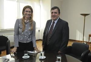 Planteo de parlamentarios cordobeses a Giorgi por la crisis industrial