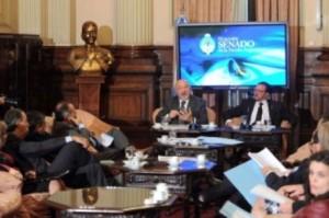 Senado Reunión Comisión Reforma Código Penal