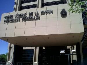 Tribunales Federales fachada 5