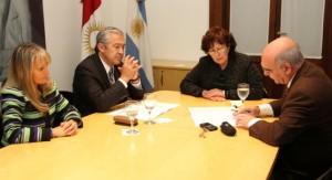 Justicia y Abogados firmaron acuerdo por Identidad de Género