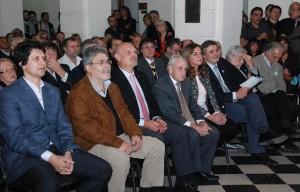 Legislatura, CGT Córdoba y ministros del gobierno recordaron los 45 años del Cordobazo