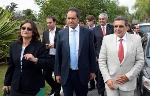 Rumbo al 2015: Scioli recorre el interior del país por gestión y política