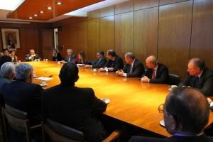 Autoridades Bolsa de Comercio Balance Econom Argentina