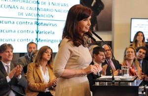 CFK anunció el envío al Parlamento de un proyecto de nueva moratoria para acceder a la jubilación