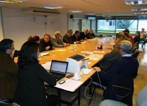 reunión Comisión Legislación General Concejo Deliberante