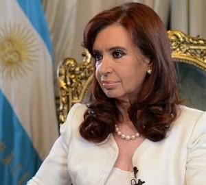 """CFK afirmó que un presidente no puede """"someter a su país y a su pueblo a una extorsión semejante"""""""
