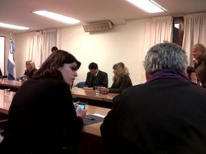 Unicameral: UCR ratificó acusación contra Frencia (FIT). Contrarréplica de la Izquierda con carta documento a De la Sota