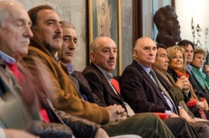 UCR cba homenaje a presidentes del comite central