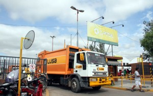 Investigan incidentes entre miembros de Camioneros y el Surrbac