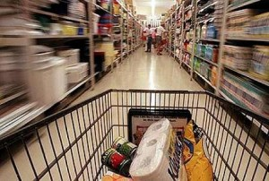 Canasta subió 2,2 por ciento en mayo