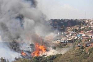 Fondo del Fuego: Para el radicalismo no llegan los recursos a bomberos