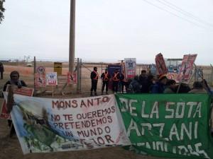Juecismo le pidió a De la Sota el rechazo del proyecto de instalación de Monsanto
