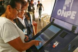 El voto electrónico en foco: Siete claves para su análisis