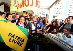 "Tras la crítica de CFK a los ""buitre"", Capitanich destacó el compromiso de pago de la Argentina"