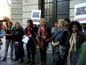 Cuestión de Privilegio: Apoyo nacional en defensa de la banca del Frente de Izquierda
