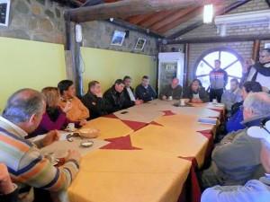 """Juez en Traslasierra: """"De la Sota trae promesas, nosotros traemos esperanzas"""""""