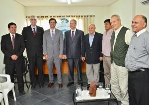 Urtubey Boqueron Paraguay