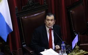 Zamora sesion senado